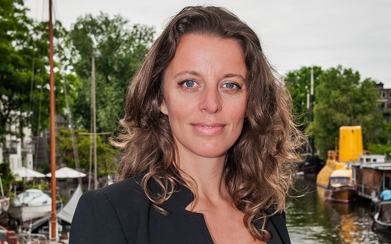 Hanneke Vroegindeweij, co-founder, owner and private guide at Amsterdam Odyssey