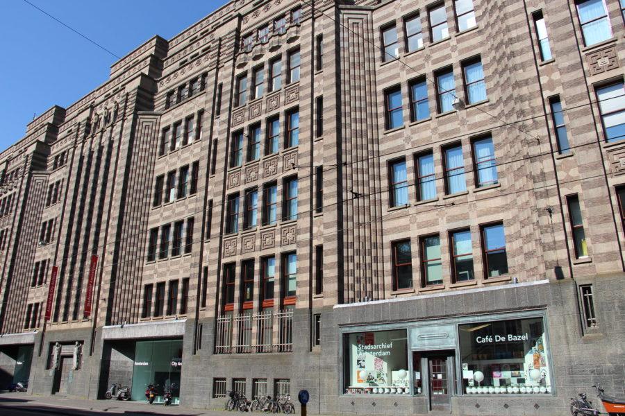 Amsterdam City Archives, De Bazel