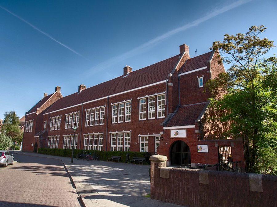 Linnaeushof, a historic landmark in Amsterdam