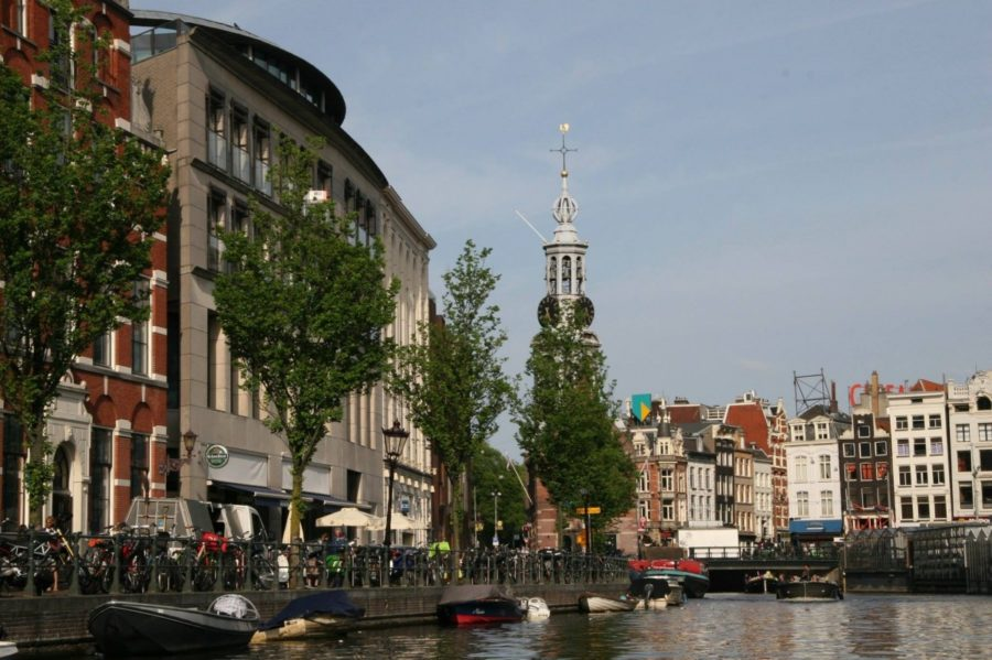 Amsterdam Munttoren (Mint Tower)